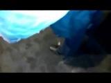 Киев_Взрыв светошумовой гранаты_демонстранту оторвало кисть руки_